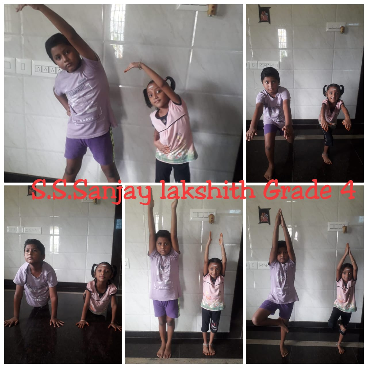 Fitness Freak Class – IV