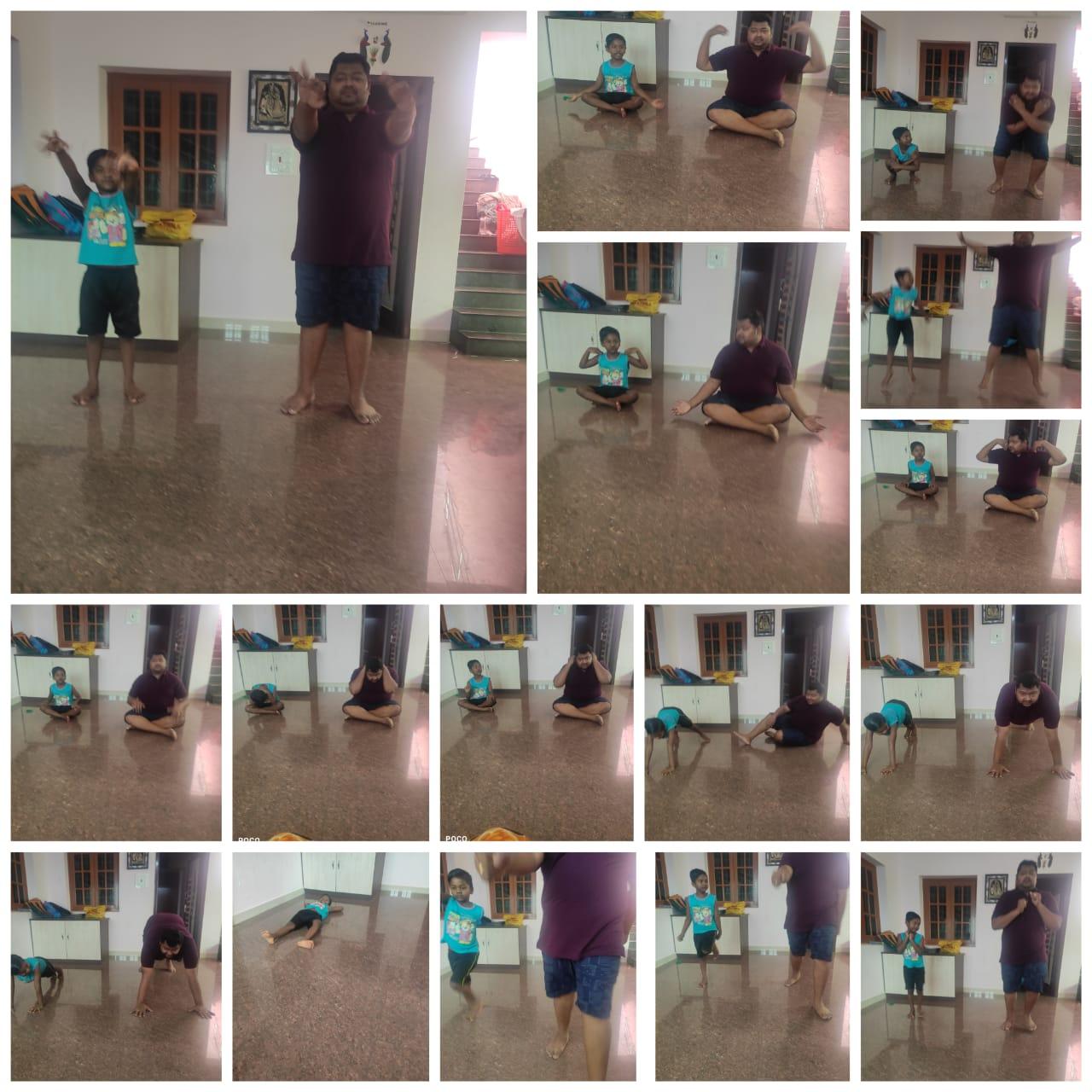 Fitness Freak Class – II