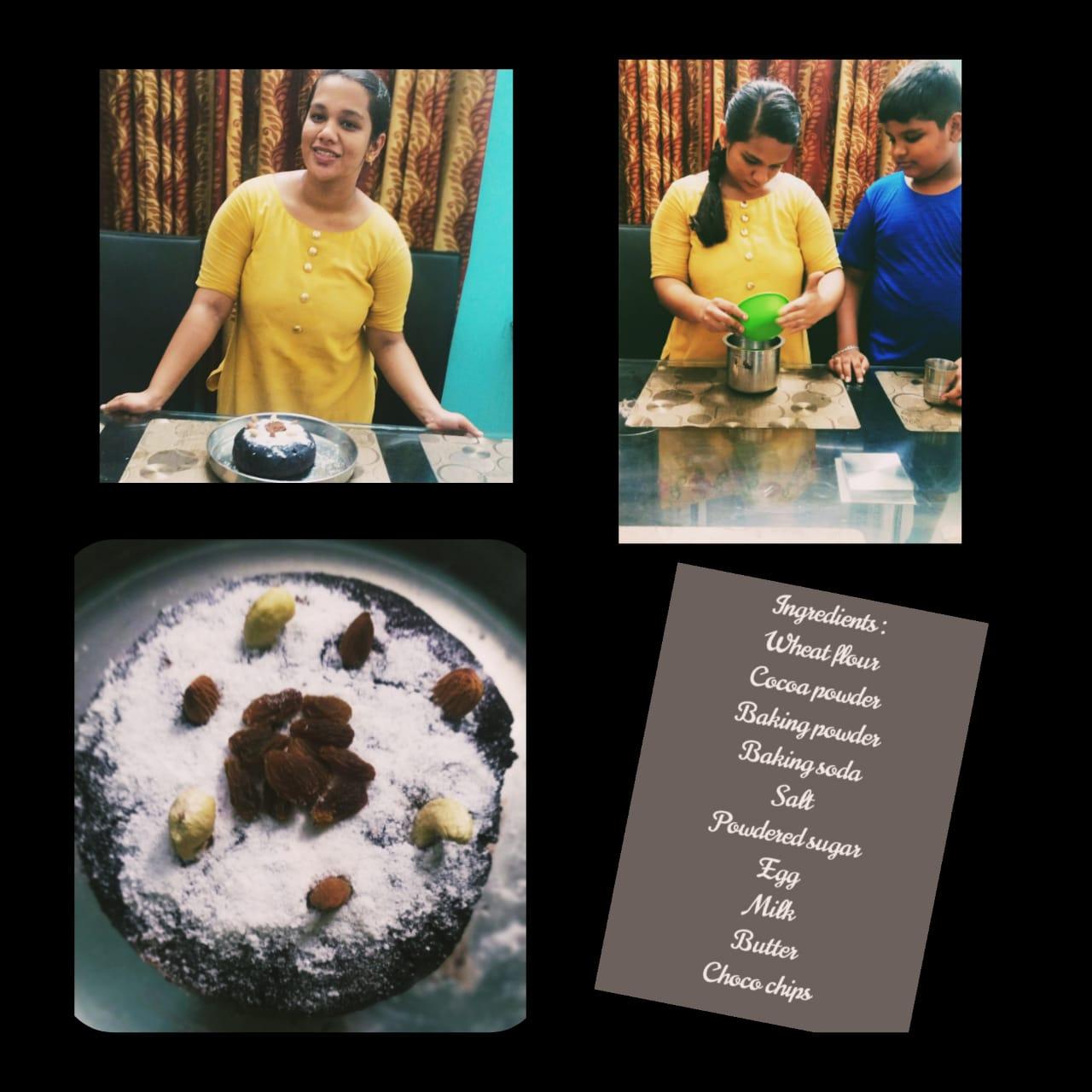 Cook a Dish – Class XI – B