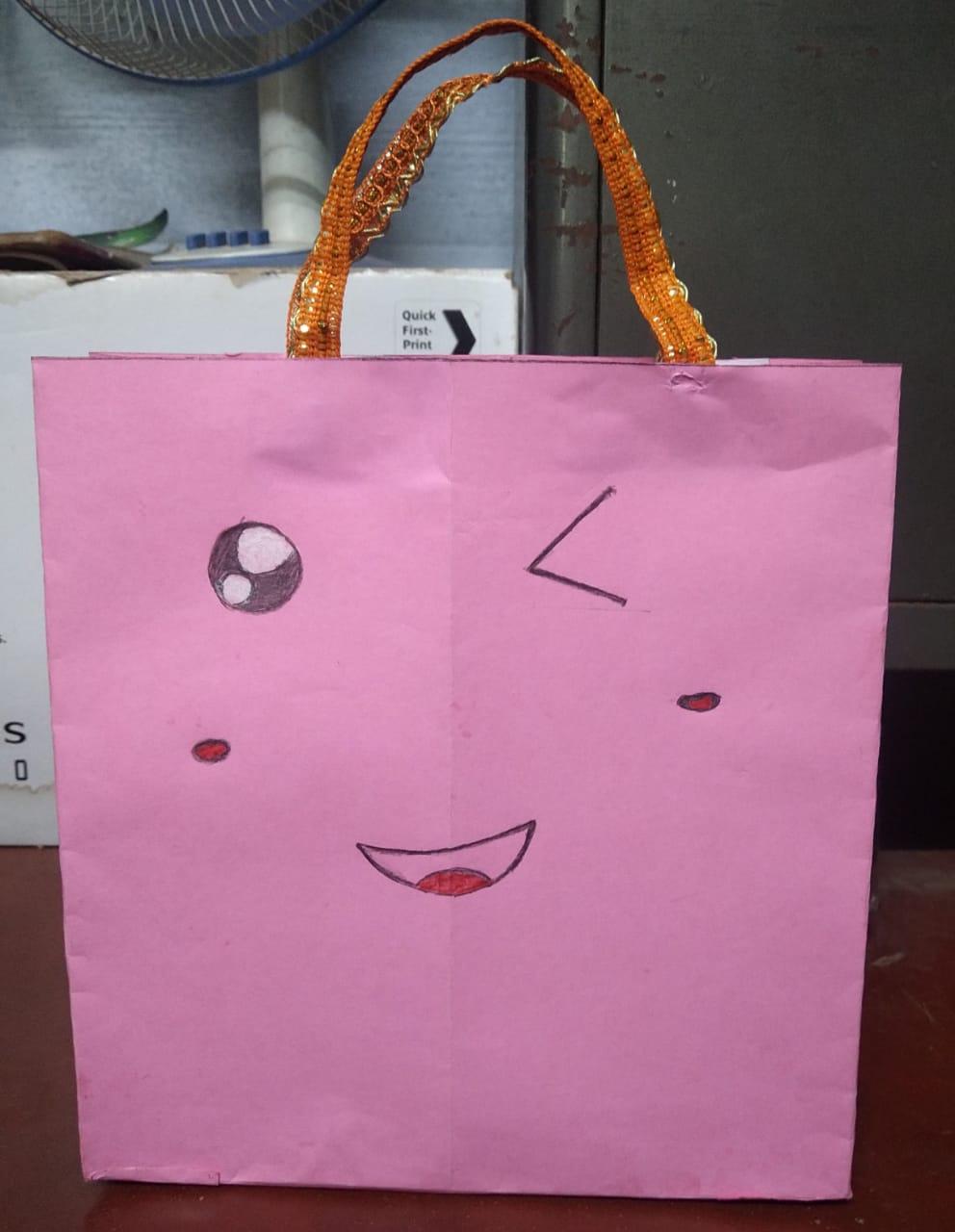 Class V – Paper Bag