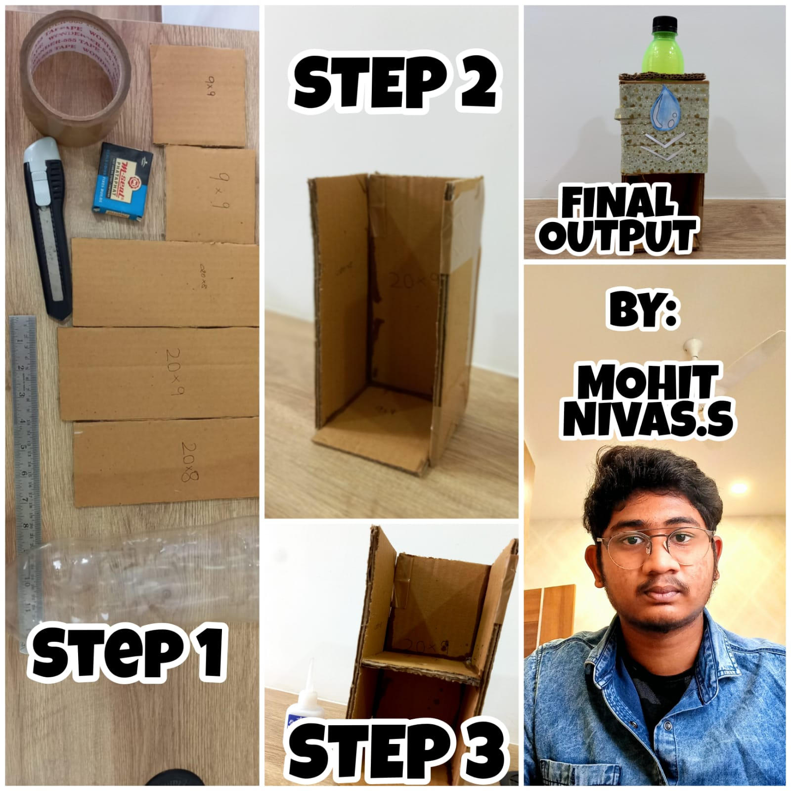 Class XII-C – Do It Yourself